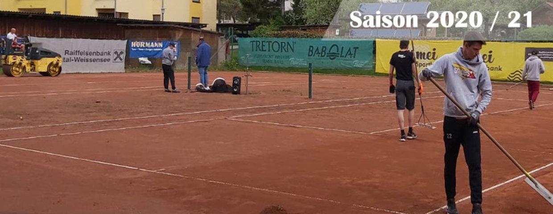 Tennissaison gestartet!