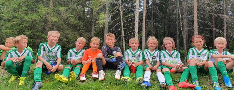 U8 Turniersieg in Berg