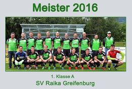 Die Meistermannschaft